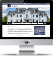 Ann Mckillop - Real Estate Website