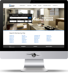 NH Real Estate Experts Company Website